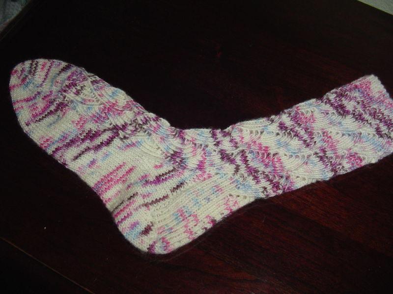 October Knitting