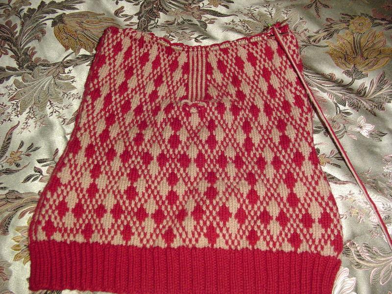 October Knitting 002