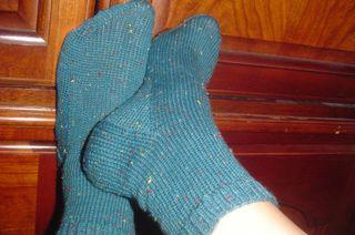 Holiday Socks 001