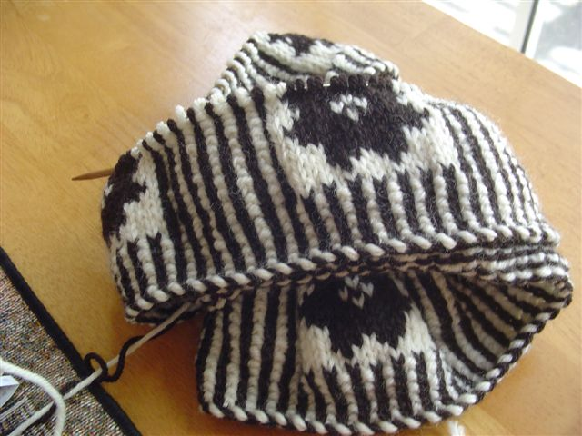 I think I love you....Fair Isle affair!
